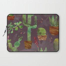 Cozy Cactus Laptop Sleeve