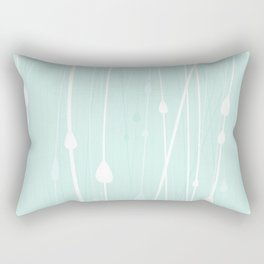 Waterfall by Friztin Rectangular Pillow
