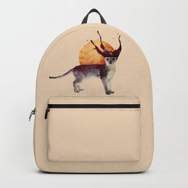 Cat King Backpack