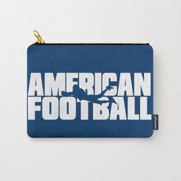 American Football Carry-All Pouch