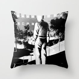 Against The World Throw Pillow