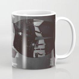City Punk rock Lady Coffee Mug