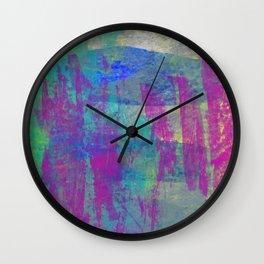 Abstract No. 472 Wall Clock