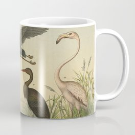 Flamingo & Friends Coffee Mug