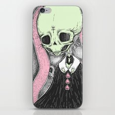 Death (Tarot Cards Series 2014) iPhone & iPod Skin