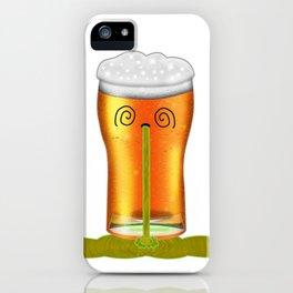Piss Head iPhone Case
