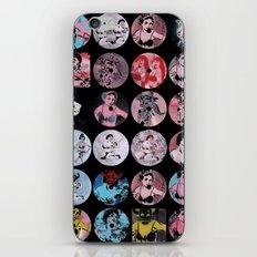 Pinup Girls iPhone & iPod Skin