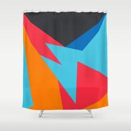 VII Barcelona Days Shower Curtain