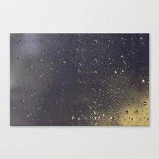 Glass Canvas Print