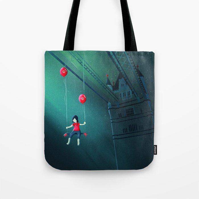 I had a Dream Tote Bag