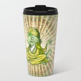 The Iguana Guru Travel Mug
