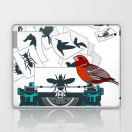 Alphabet of Life Laptop & iPad Skin