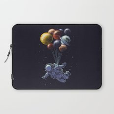 Space travel Laptop Sleeve