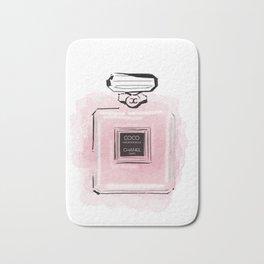 Pink perfume #3 Bath Mat