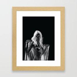 Ms.Natural 6 Framed Art Print