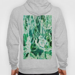 491 - Abstract Water design Hoody