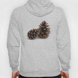 Two pinecones Hoody
