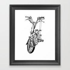Brompton Framed Art Print
