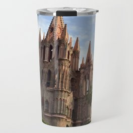 church san Miguel de allende Travel Mug