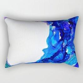 W A V E S Rectangular Pillow