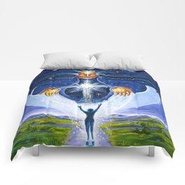 Pleiadian Star Goddess Comforters