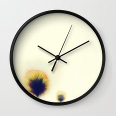 Datadoodle Flowers 02 Wall Clock