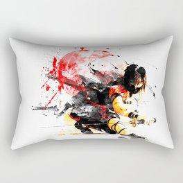 Ninja Japan Rectangular Pillow