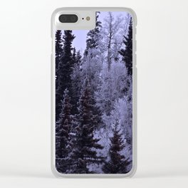 Without You Clear iPhone Case