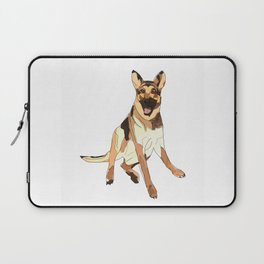 German Shepherd Laptop Sleeve