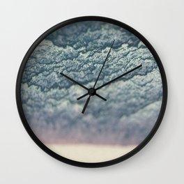 Beneath the Breaker Wall Clock