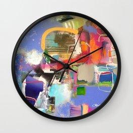 A Modest Wife Wall Clock