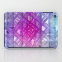grid iPad Cases featuring Grid by Christine baessler