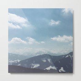 The alps 1 Metal Print