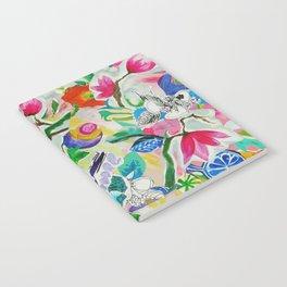 My Island Bloom Notebook