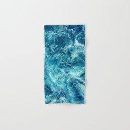 Ocean is shaking Hand & Bath Towel