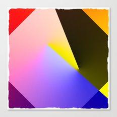 Expressionist Cubes II  Canvas Print