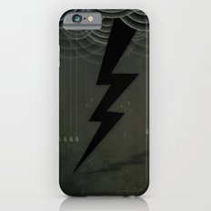 The Black Bolt Slim Case iPhone 6s