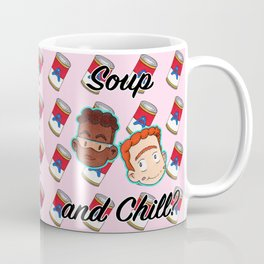 Soup and Chill Coffee Mug