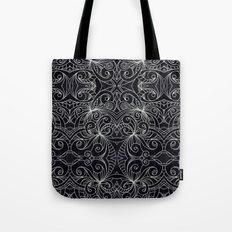 Drawing Floral Doodle G239 Tote Bag