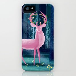 King Of The Enchanted Forest iPhone Case