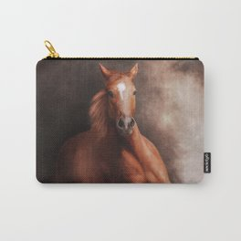 Quarter Horse (Digital Drawing) Carry-All Pouch