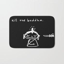 Kill the Buddha Bath Mat