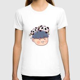 Panda Boy T-shirt