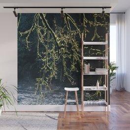 Mossy Limbs Wall Mural