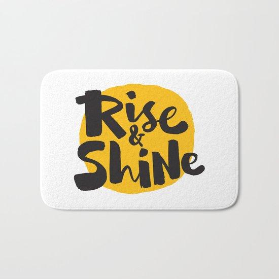Rise & Shine Bath Mat