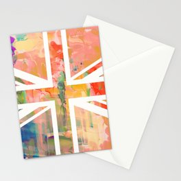 Pastel Britannia Stationery Cards