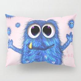 Cute monster want's some hugs Pillow Sham