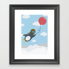 Take Flight! Framed Art Print