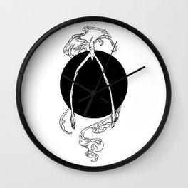 The Lucky Bone Wall Clock
