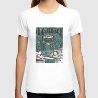fireflies T-shirts featuring Catching Fireflies by Heather Powers